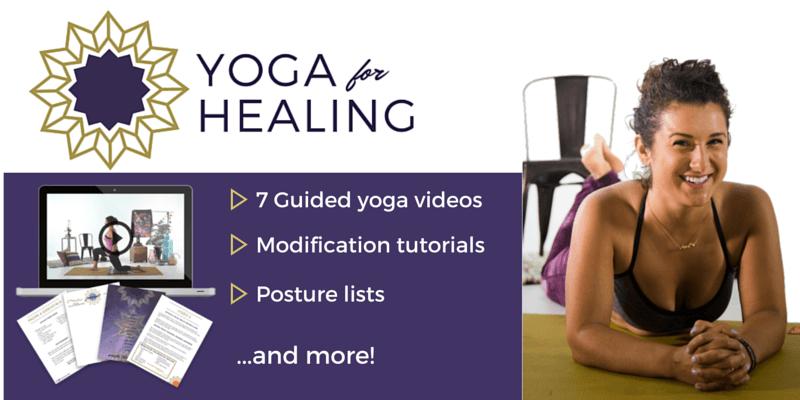 Yoga for Healing - Yoga Mats Online Shop