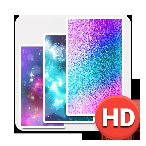 Glitter Wallpapers 遊戲 App LOGO-硬是要APP