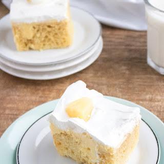 Pineapple Poke Cake Recipe