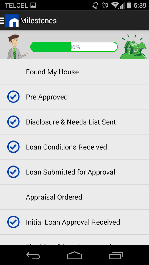 CHM Mortgage Tracker - Android Apps on Google Play