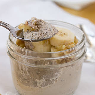 Banana Chia Seed Breakfast Custards {Dairy-Free, Paleo}.