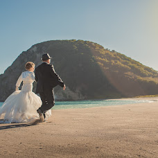 Wedding photographer Milana Brusnik (Milano4ka). Photo of 15.09.2014