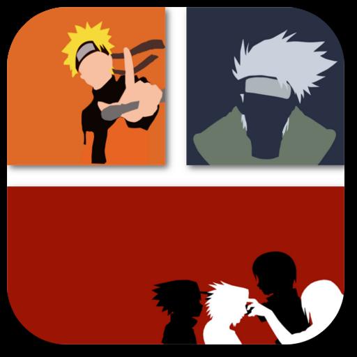 Guess the Naruto Character 拼字 App LOGO-APP開箱王
