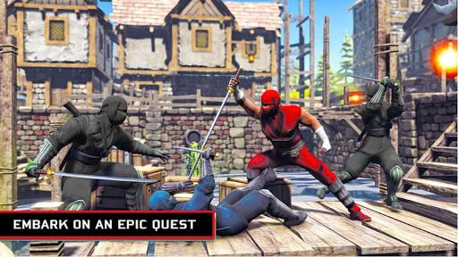 Ninja Battleground Survival 1.14 screenshots 5
