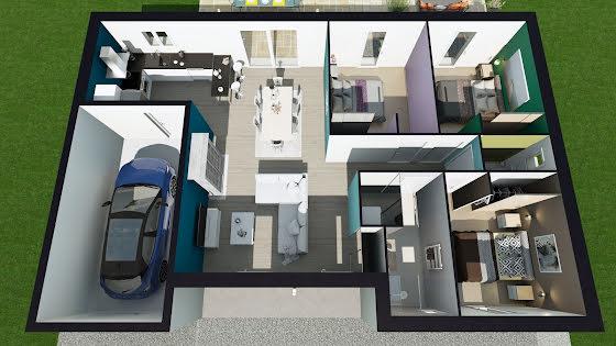 Vente maison 1 pièce 84 m2