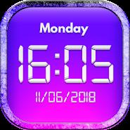 Digital Clock Live Wallpapers Free 1 1 latest apk download