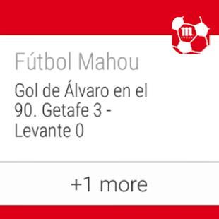 Fútbol Mahou- screenshot thumbnail