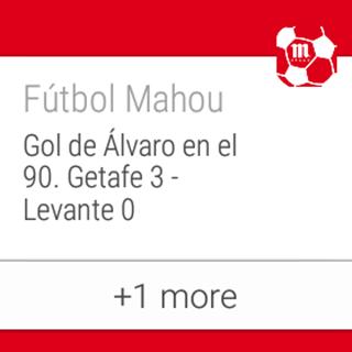 Fútbol Mahou- screenshot