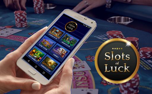 Игровые автоматы Slots of Luck screenshot 2