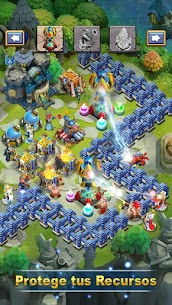 Castle Clash: Epic Empire ES 4