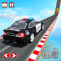 Police Ramp Car Jumping Extreme City GT Car Racing icon