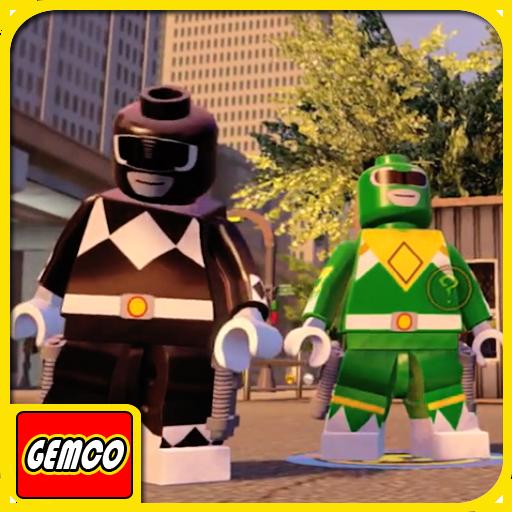 Gemco LEGO Rangers Hero