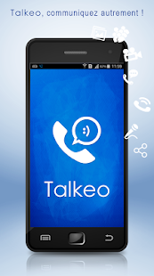 Talkeo- screenshot thumbnail