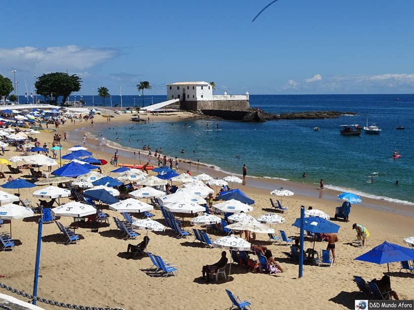 Praia Porto da Barra: Guia de praias de Salvador, Bahia
