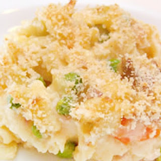 Tuna Noodle Casserole With Peas And Carrots Recipes