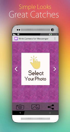 Winko Camera for Messenger