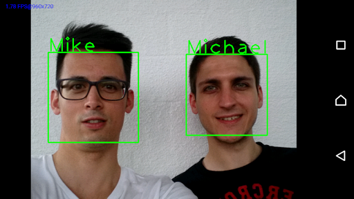 Face Recognition Screenshots 8