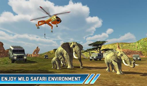 Zoo Animal Transport Truck 3D Airplane Transporter filehippodl screenshot 12