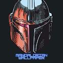 Mandalorian Wallpaper free icon