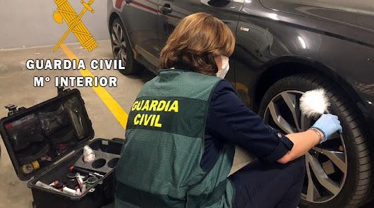La Guardia Civil ha llevado a cabo la investigación.