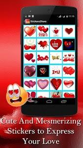Love Stickers screenshot 1