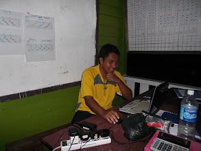 Photo: My office, hua2