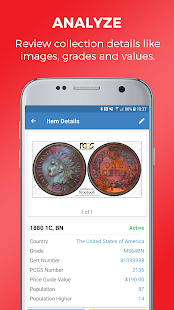Coin Collection - Set Registry- screenshot thumbnail