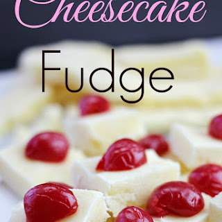 Cheesecake Fudge Recipes