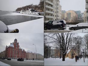 Photo: Kungsholmen & Vasastaden, doorsnee buurten