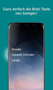 Bixbi Taste umbelegen - bxActions Screenshot