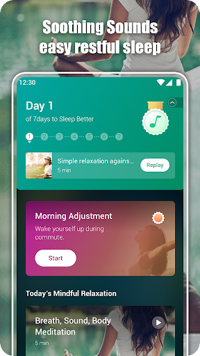 Minus - Deep Sleep Sounds, Easy Restful Sleep