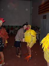 Photo: Chicas de la Peña 6º Infierno, ganadoras del premio de disfraces 2005