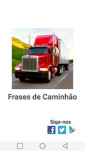 Frases de Caminhão screenshot 0