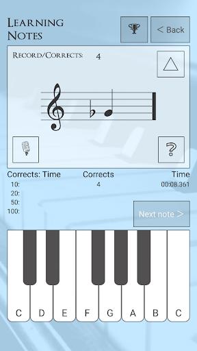 Music Trainer ProfessionalPRO screenshots 2