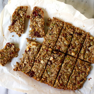 Super Seed Energy Bars