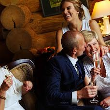 Wedding photographer Vitaliy Baranok (vitaliby). Photo of 26.06.2017