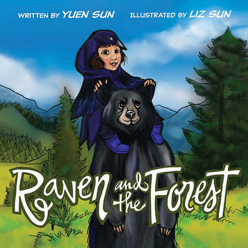 Raven and the Forest cover