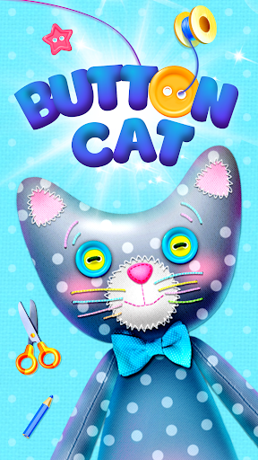 Button Cat: match 3 cute cat puzzle games hack tool