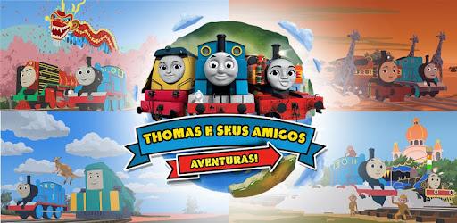 Thomas E Seus Amigos Aventures Apps No Google Play