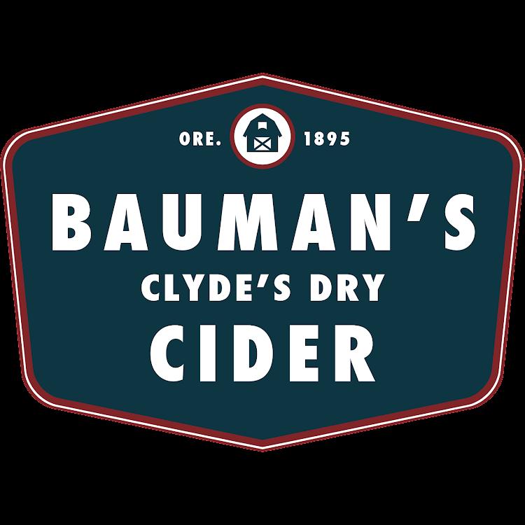 Logo of Bauman's Clyde's Dry