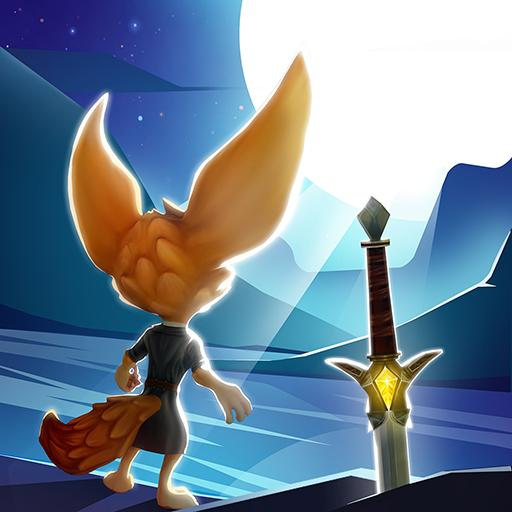 Fin & Ancient Mystery: platformer adventure apk