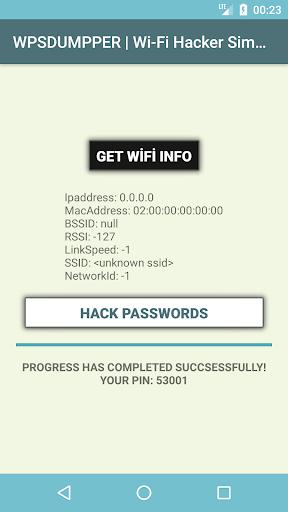 Download WPS DUMPER Wifi Sifre Kirici Hacker Simulator Google Play