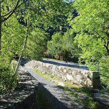 Photo: Llego al puente del Camping, unos metros antes del puente de San Jaime, en unos tres cuartos de hora.
