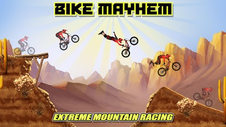 Bike Mayhem Free APK screenshot thumbnail 5