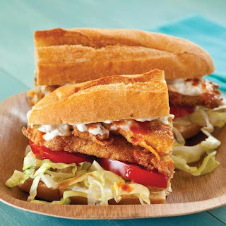 The Tremé Fried Catfish #PoBoy #Recipe Recipe