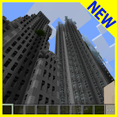 Epic Hunger Games MCPE map