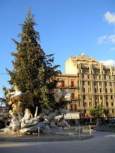 Photo: Piazza Castelnuovo Palermo im Dezember http://www.ullaegino.it/sizilien/ferienwohnung/palermo.html