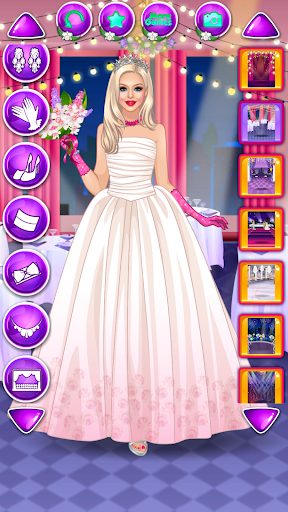 Prom Queen Dress Up - High School Rising Star  screenshots 10