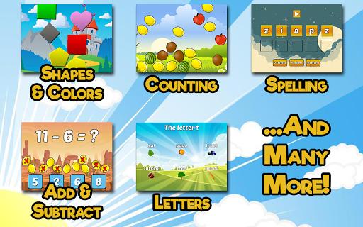 Preschool and Kindergarten Learning Games  screenshots 12