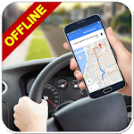 Offline GPS Navigation Map & Route Finder Icon